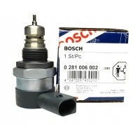 bosch 0281002858 регулятор давления топлива volkswagen tdi