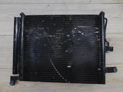 9760625600 Радиатор кондиционера (конденсер) Hyundai Accent II (+ТАГАЗ) 2000-2012