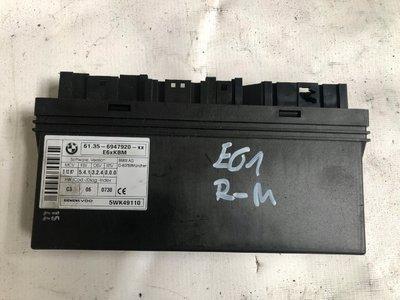 6947920 модуль комфорта kbm bmw 5 e60 e61 купить бу в Витебске по цене 34 BYN Z874956 - iZAP24
