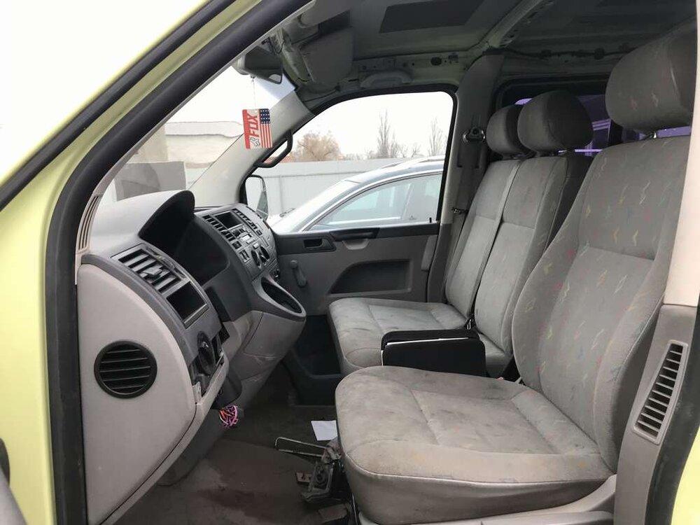 купить переднее сиденье на фольксваген транспортер