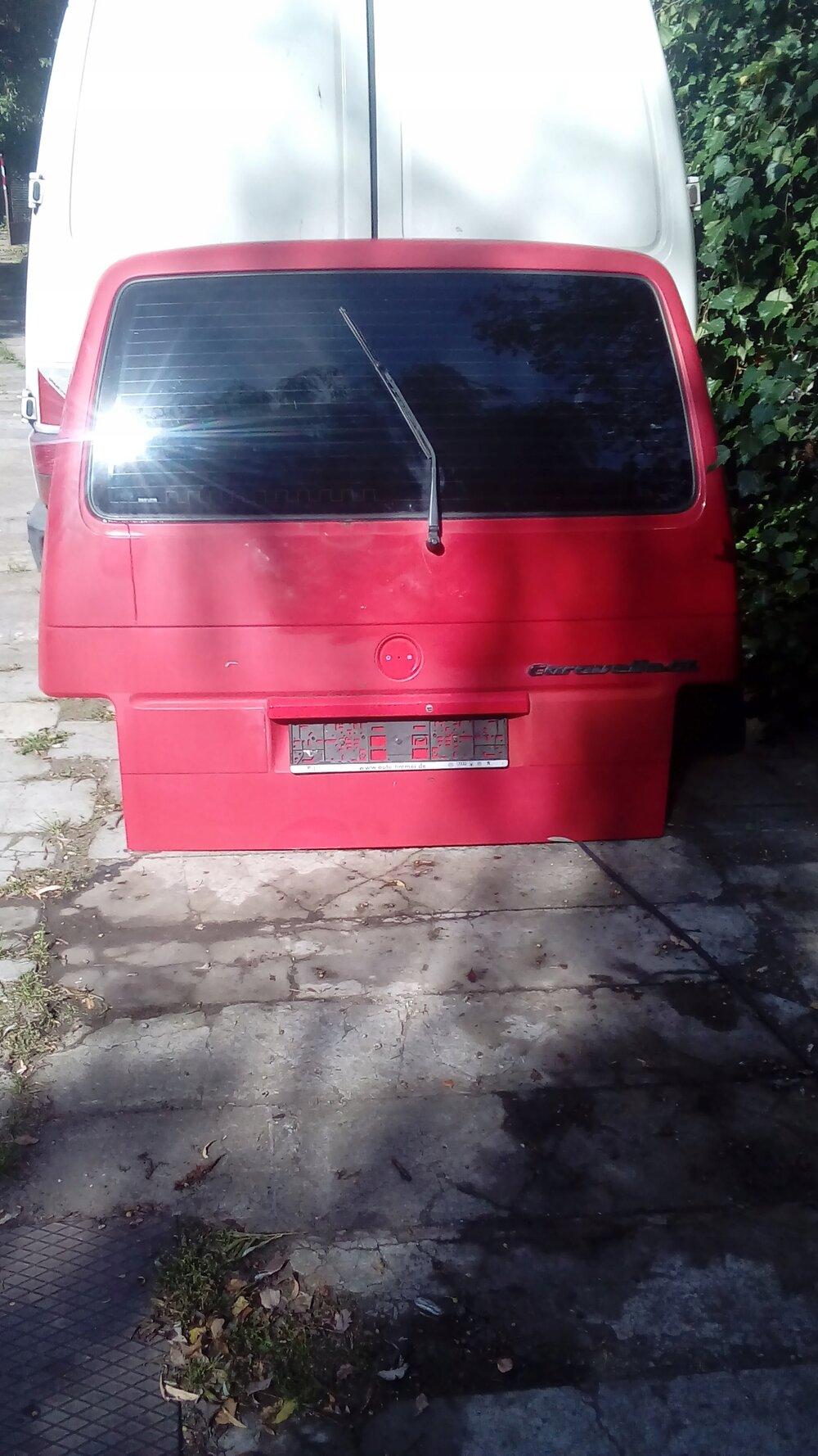 Дверь багажника транспортер т4 элеватор bein 2