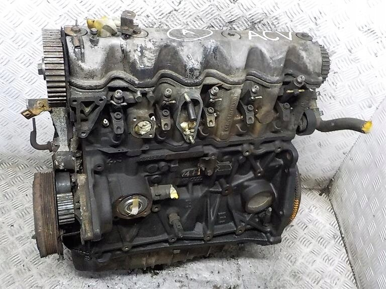 фольксваген транспортер двигатель 2 и 4