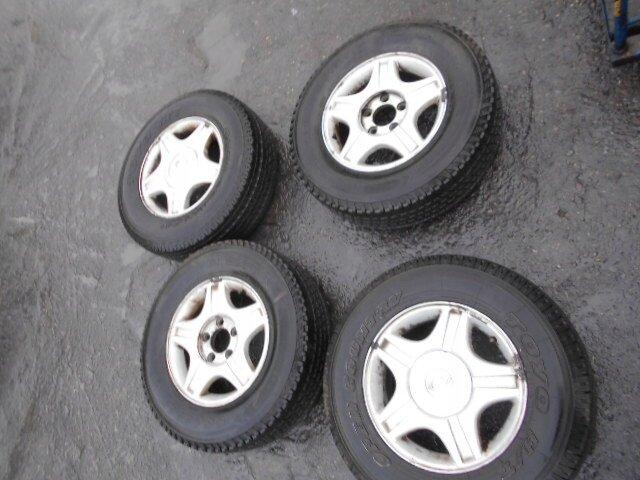 колёса колёсные диски алюминиевые колёсные диски ssangyong kyron wielosezonowe