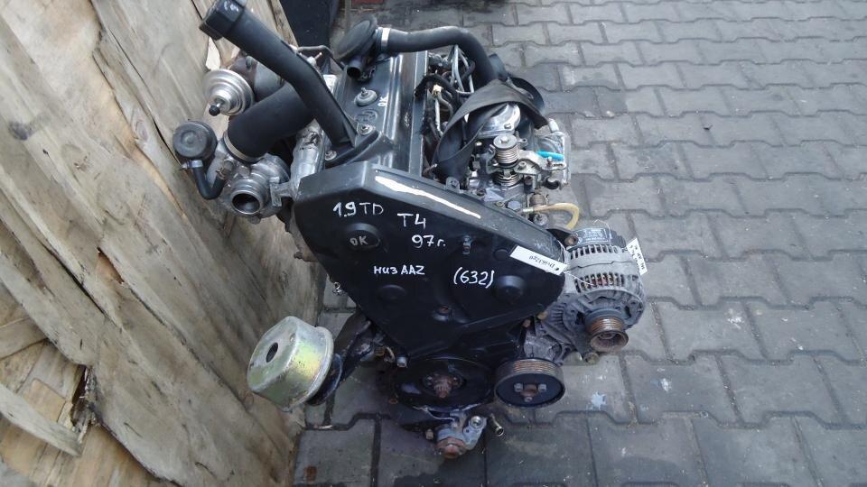 фольксваген транспортер двигатель 1 9 дизель купить