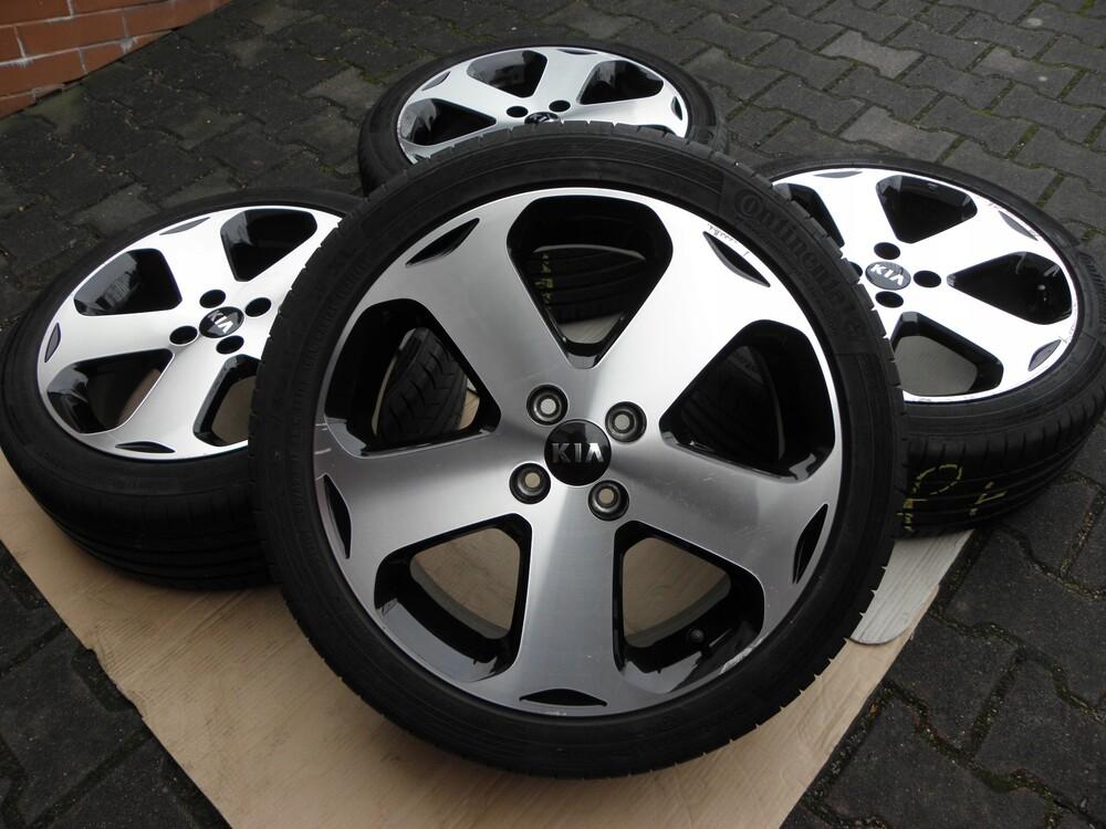 колёса колёсные диски 17 kia рио 3 picanto 4x100 205 / 45r17
