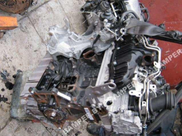 бу двигатель на транспортер т5